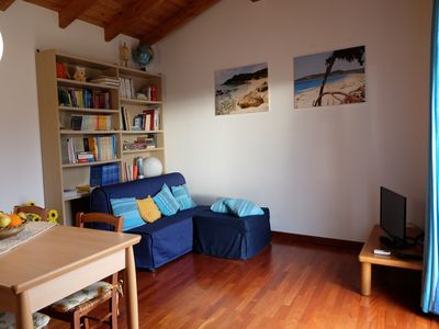 Photo for New panoramic and quiet apartment inTeulada