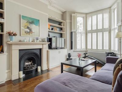 Photo for Charming 1bed w/garden near Notting Hill
