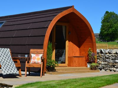 Photo for Ribble Glamping Pod - Ribblesdale Pods