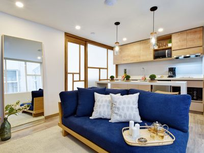 Photo for Spacious Modern Studio in Lively Zone