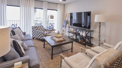 Photo for RENOVATED Dog Friendly, South of 30A, 2 FREE BIKES, 6 Beach Chairs, 3 Umbrellas
