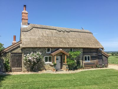 Photo for THE OLD COTTAGE, pet friendly, with open fire in Ludlow, Ref 963510