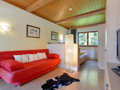 Photo for App. 1: living room with separate kitchen - apartment house Bambi