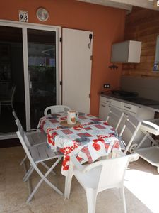 Photo for House in secure residence, air conditioning, 400m beach (pedestrian access)