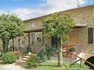 Photo for Vacation home Casa San Giusto (CHO160) in Chiusdino - 5 persons, 3 bedrooms