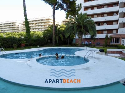 Photo for APARTBEACH BOIGAS LLUM, DOWNTOWN WITH POOL