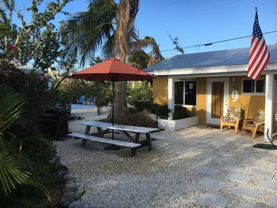Photo for Fully furnished  studio, 50 yards from ocean, shared pool, fishing-jetty