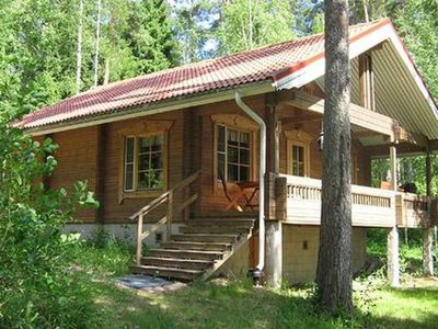 Photo for Vacation home Mustikka in Lohja - 4 persons, 1 bedrooms