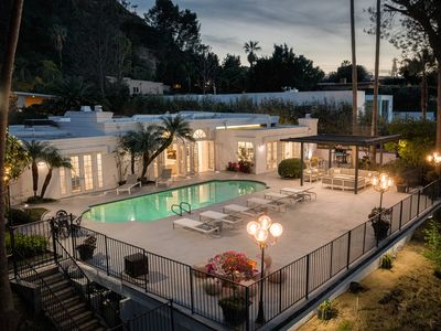 Photo for Beverly Hills Trousdale Villa