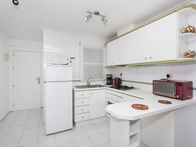 Photo for Beautiful apartment with sea views located on the Arenales del Sol beach