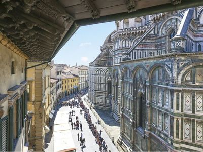 Photo for Extraordinary apartment in Piazza del Duomo in Florence