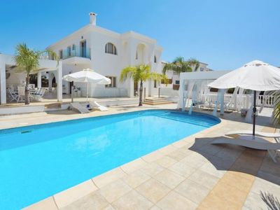 Photo for Vacation home PAASK3 in Paralimni - 11 persons, 6 bedrooms