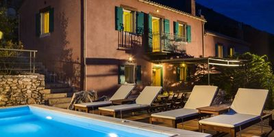 Photo for Villa Phoebe Kefalonia, 3 BEDROOMS, 2 BATHROOMS private swimming pool!