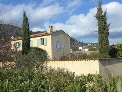 "Photo for ""LA TREILLE MUSCATE"" - Charming Provencal house with swimming pool -"