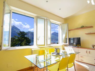 Photo for Il Parco apartment in Bellagio with WiFi, air conditioning & private parking.