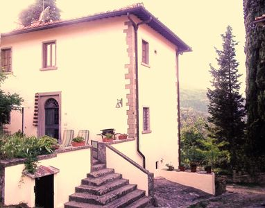 Photo for Apartment Antico Camino in villa at 18km. from Florence in the Chianti Valdarno