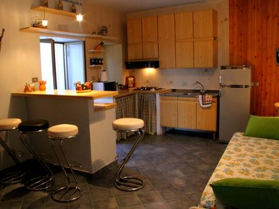 Photo for Typical Sicilian one bedroom apartment in the heart of the historic center
