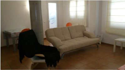 Photo for Apartment 8 minutes from the beach and town center. Nice and practical