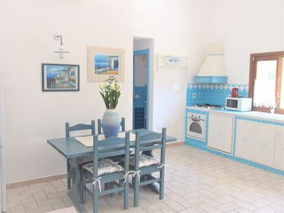 """Photo for Modern Holiday Apartment """"Casa Pastello"""" With Wi-Fi & Terrace; Parking Available"""