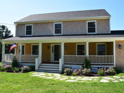 Photo for Newly Build/Furnished, 4 Br House. Minutes To Beaches & Downtown Newport