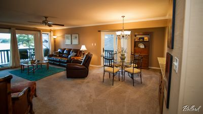 Photo for Lake Hamilton SouthShore Condo R2