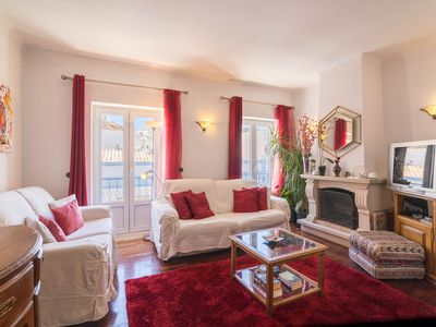 """Photo for Beautiful Apartment """"Cozy in Albufeira Old Town"""" with Terrace & Wi-Fi"""