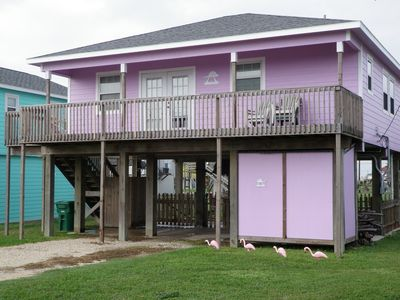 Photo for Relaxing Gulf-View Surf Side Beach House