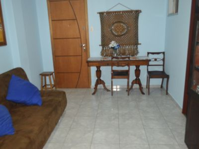 Photo for Copacabana, 80 meters from the beach. The best location in Rio de Janeiro.