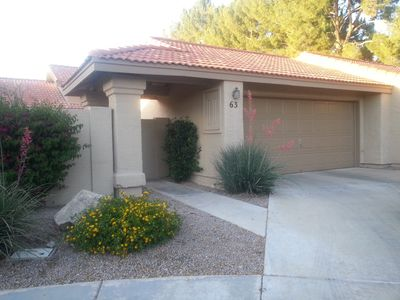 Photo for Beautiful Patio Home in Mesa -  Pet friendly with Pool/Jacuzzi
