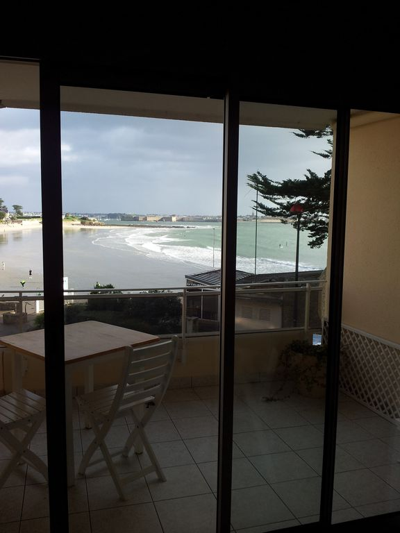 Vue mer imprenable appartement 2 chambres 2 sdb