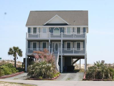 Photo for Newly renovated oceanfront home with pool, hot tub, and elevator!