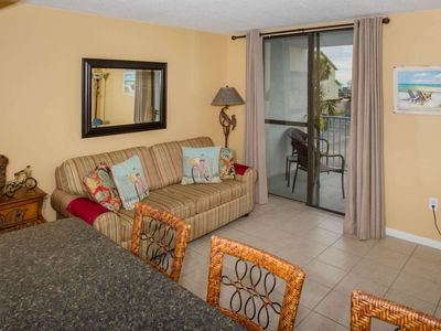 Photo for Gulf views from low floor | Outdoor/Kiddie pools, Hot Tub, Tennis, Pier, Beach Access | Free tickets