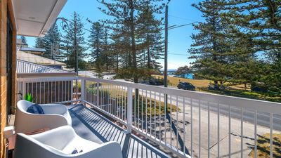 Photo for Burleigh on Main Beach - great house, room for the boat- across the road from beach Also available May to Sept long term rental.