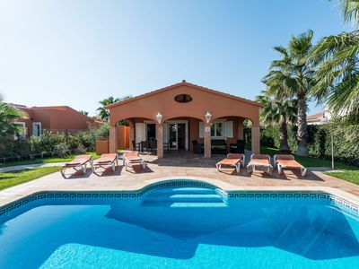 Photo for 3 Bedroom Villa just 15 minute walk away from the marina with private pool, WiFi and Air Conditionin