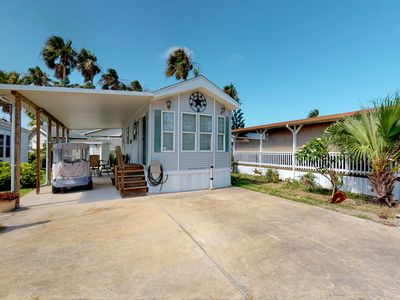 Photo for NEW LISTING! Bayside home w/ shared pool, hot tub, tennis court - one dog OK!