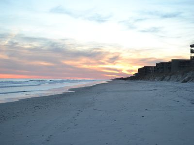 Photo for 3 Day Min/Stay~ 2 BD OCEANFRONT With POOL/BALCONY/RAMP~ WKLY PRIME MONTHS