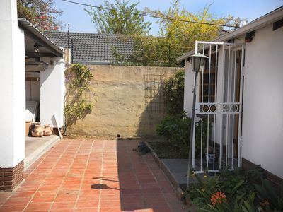 Photo for Springbank Guest Suite is adjoining the main house. Situated in Craighall Park.
