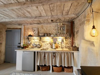 Photo for Le Cheval blanc - best place to stay for two in Roquefort-les-Pins