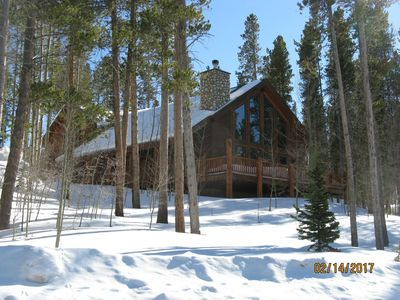 Photo for Beautiful Peak 7 Property with exquisite views