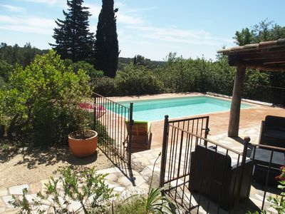Photo for house with large garden in the middle of the garrigue Nîmes