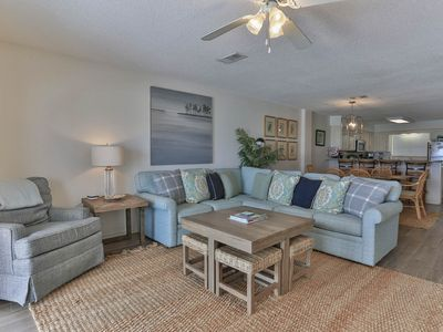 Photo for Gorgeous Blue Mountain Beach Condo with views of the Gulf