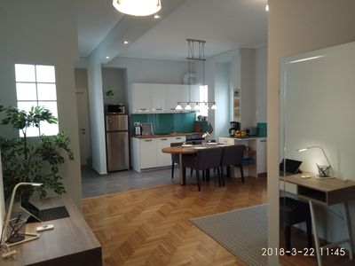 Photo for Nice apartment in the heart of Athens