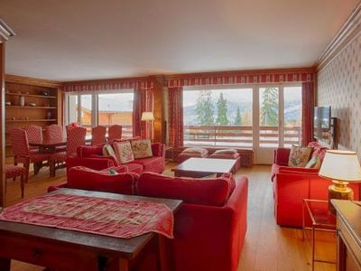 Photo for Apartment Crans-Colline in Crans-Montana - 9 persons, 4 bedrooms
