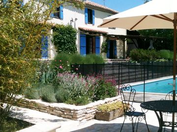 A superb 4 bed/bath farmhouse with large pool near Mirepoix and Carcassonne,