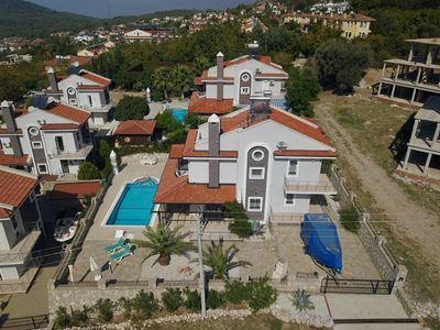 Photo for Villa With Private Pool and Mountain Views from all Balconys