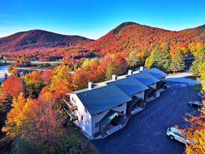 Photo for Killington Ski-In/Ski-Out Townhouse w/ Mtn. Views!