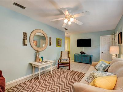 Photo for ☀Jim's Gem-3BR☀Walk 2 Beach! Private Yard-FunPass- Aug 23 to 25 $578 Total!