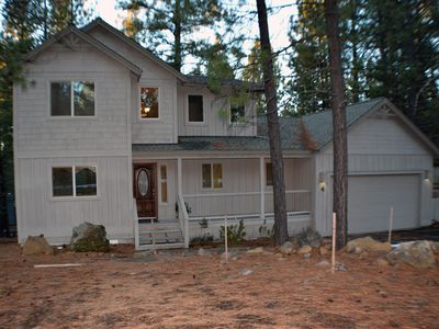 Photo for Two Master Bedrooms, Private Hot Tub, Pet Friendly, Bikes, NEW Hot Tub