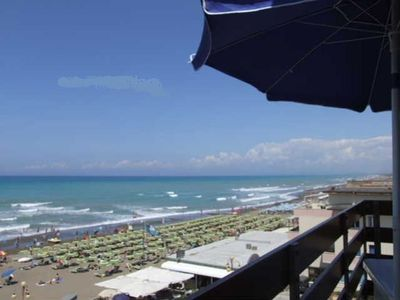 Photo for Two Bedroom Third Floor Apartment Tuscany Coast  Castagneto NM is a well appointed and comfortably