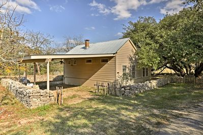 'The Bunkhouse' exudes charm and relaxation, far away from the city bustle.